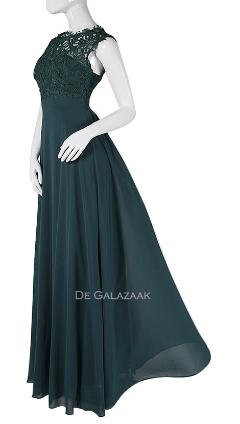 Galajurk in groen  3951 - Downtown Girl