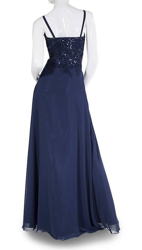 Galajurk in navy blauw  3403 - Magic Nights