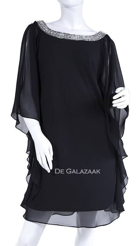 Little black dress 1156 - Mascara galajurken