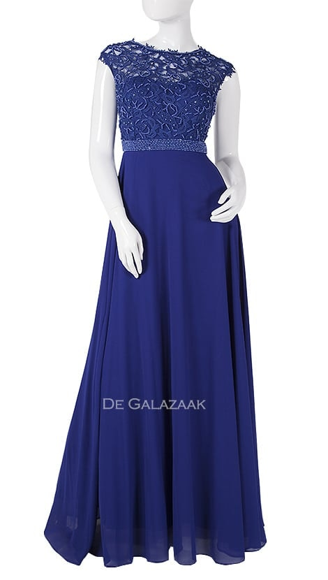 Galajurk blauw   3881 - Downtown Girl